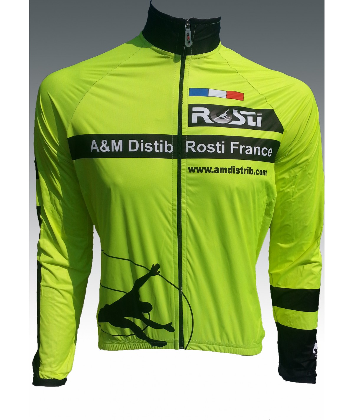 Jacke ROSTI FLASH