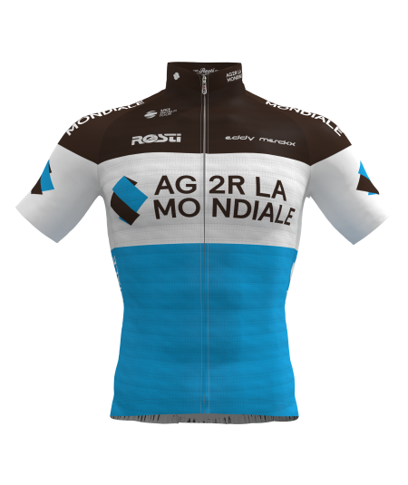 Camiseta AG2R 2019 (Repliqua)
