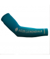 Lightweight arm warmers AG2R-La Mondiale