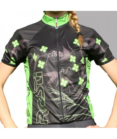 Green Lady Rosti jersey