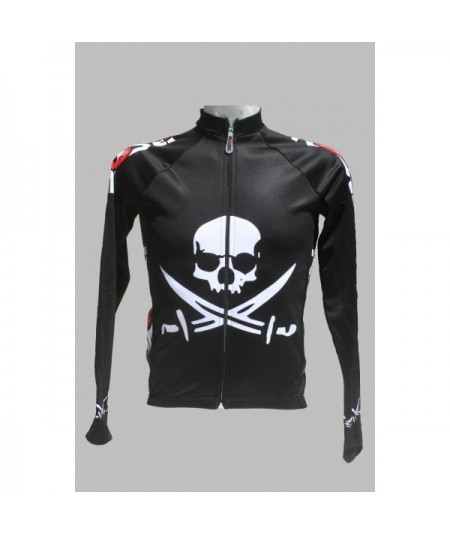 Maillot Manches Longues Pirates