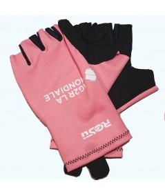 Pink Giro Gloves