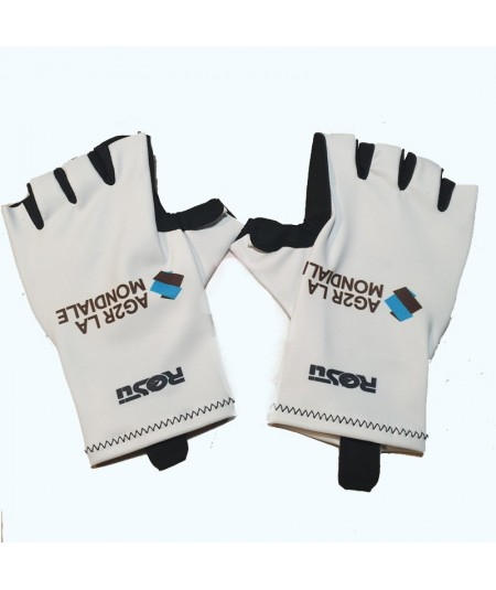 White Tour Gloves