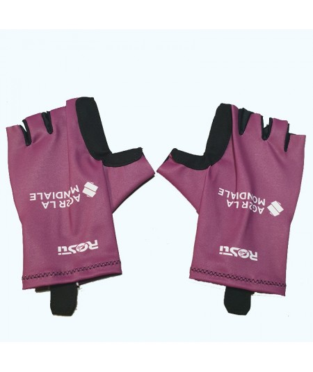 Giro purple gloves