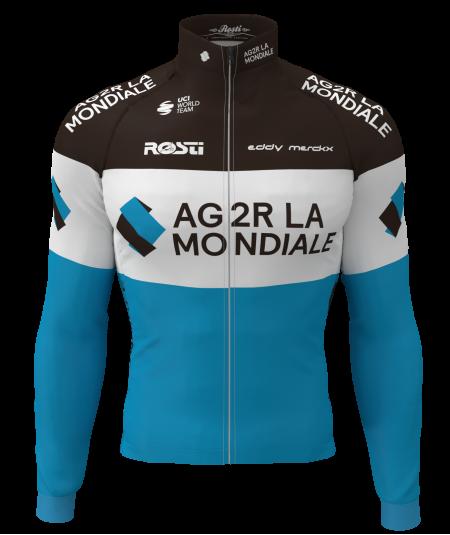 Maillot manches longues AG2R-La Mondiale