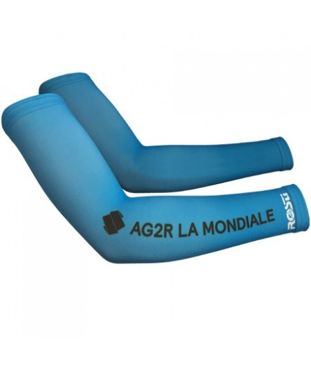 Lightweight arm warmers AG2R La Mondiale
