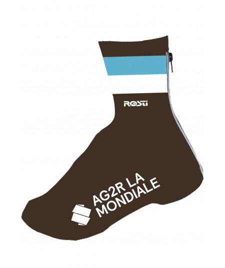 Winter cycling overshoes AG2R LA MONDIALE