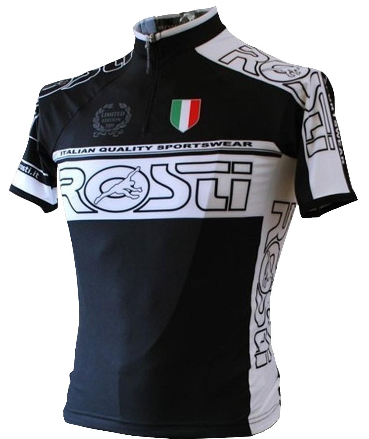 Maillot Rosti Black Edition