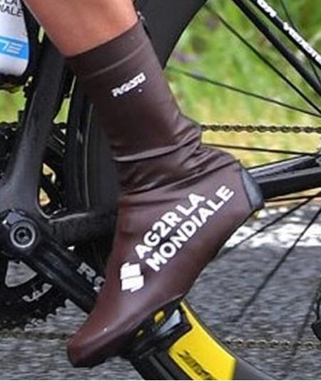 Couvre chaussures hiver AG2R La Mondiale