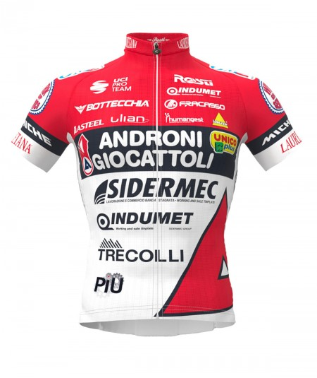 Maillot réplica Androni