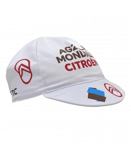 Citroën Team AG2R cotton cycling cap