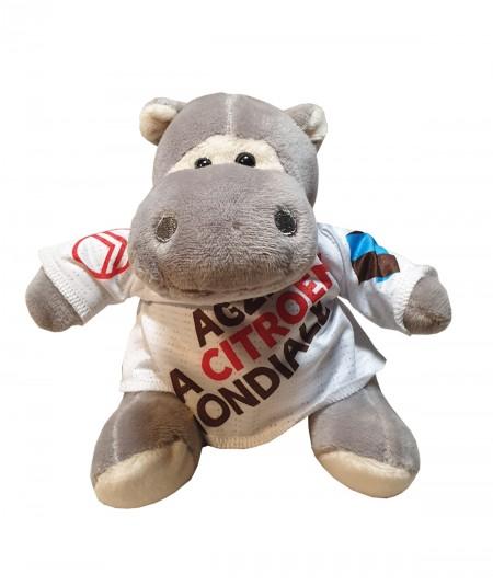 Peluche Hippopotame AG2R...