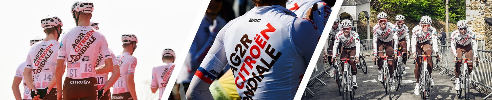 ROSTI - Tenue de l'équipe professionnelle AG2R La Mondiale